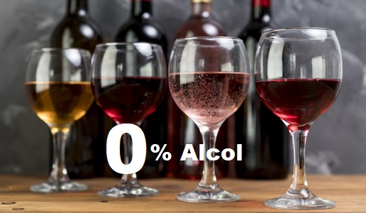 Il surrogato del vino zero alcol