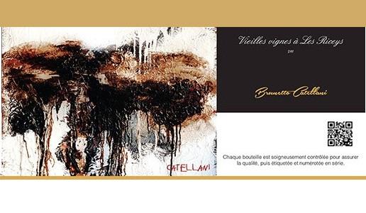 Le Pinot Noir Vielles Vignes champagne Guy de Forez etichetta