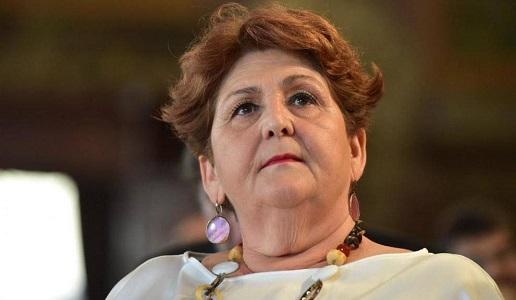 Teresa Bellavona, ministra politiche agricole