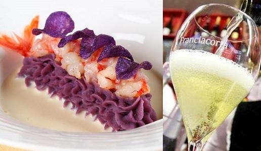 patata viola gambero rosso e franciacorta
