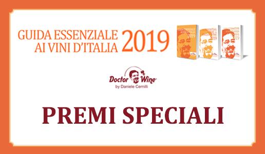 I premi speciali 2019
