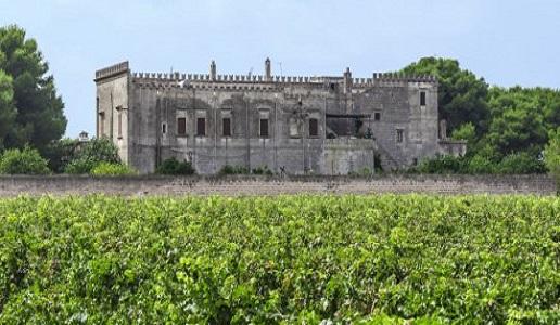 Varvaglione 1921 cantina vini Puglia