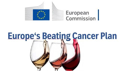 Vino e lo Europe's Beating Cancer Plan
