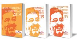 Copertine 3 Guide - Guida Essenziale ai vini d'Italia 2019