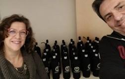 Brunello di Montalcino riserve 2015 Riccardo Viscardi e Stefania Vinciguerra