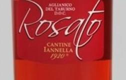 aglianico del taburno rosato cantine iannella 1920 vino campania