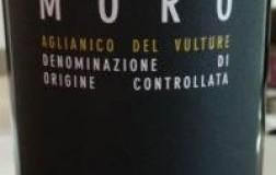 Musto Carmelitano Aglianico del Vulture Pian del Moro 2015