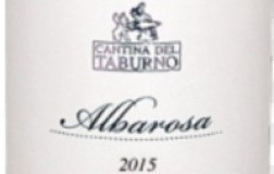 albarosa aglianico del taburno rosato cantina del taburno vino campania