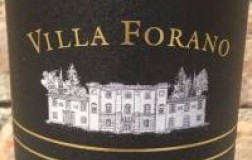 Almajano Colli Maceratesi Riserva Villa Forano vino rosso Marche