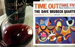Alto-Adige-Pinot-Nero-Schweizer-2016-Franz-Haas+Time-out-Dave-Brubeck-quartet