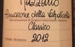 Masi - Serego Alighieri Amarone della Valpolicella Classico Mazzano 2012