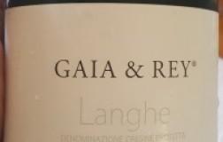 angelo gaja gaia & rey langhe chardonny vino bianco piemonte