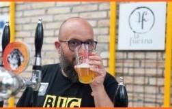 Pescolanciano ComunAle del birrificio La Fucina