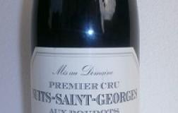Nuits Saint Georges 1er Cru Aux Boudots 1999 Méo Camuzet