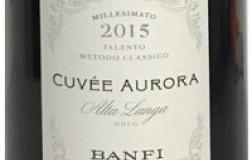 Banfi Alta Langa Cuvée Aurora 2015