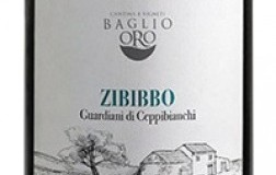 Baglio Oro Sicilia Zibibbo Guardiani dei Ceppibianchi 2019