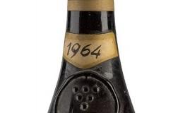 Annata 1964 collo bottiglia