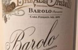 Fratelli Barale Barolo Castellero 2015