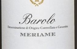 Paolo Manzone Barolo Meriame 2015