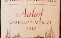 Baron Widmann Alto Adige Cabernet Merlot Auhof 2018