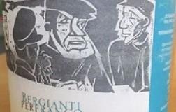 Terrevive Bergianti PerFranco vino rosato frizzante
