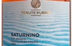 Tenute Rubino Brindisi Negroamaro Rosato Saturnino 2019