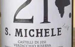 Ca' Liptra Castelli di Jesi Verdicchio Classico San Michele 21 Riserva 2018