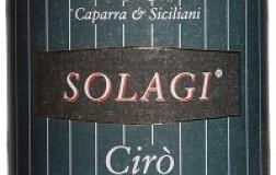 Caparra & Siciliani Cirò Rosso Solagi 2017