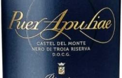 Rivera Castel del Monte Puer Apuliae Riserva 2013