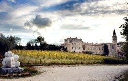 Castello di Semivicoli esterno