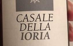 Casale della Ioria Cesanese del Piglio Superiore Tenuta della Ioria 2017