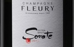Fleury Champagne Sonate Sans Soufre 2012