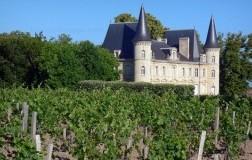 Château Baron Pichon Longueville Bordeaux