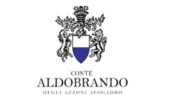 conte aldobrando degli azzoni avogadro logo