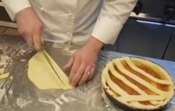 Crostata di albicocche videoricetta campagnamica coldiretti