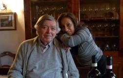 Diego Molinari e Nora Tadros