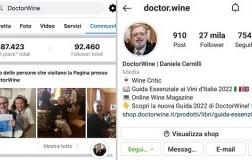 DoctorWine influencer