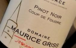 Domaine-Maurice-Griss-vin-d-alsace-Coup-de-Foudre-Pinot-Noir
