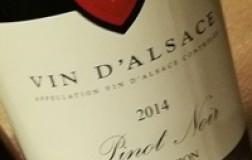 Domaine Stentz-Buecher Vin d'Alsace Pinot Noir Tradition