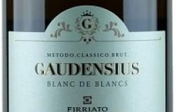 Firriato Etna Gaudensius Blanc de Noir Brut