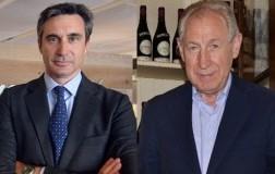 Ettore Nicoletto nuovo CEO di Bertani Domains con Emilio Pedron, ex CEO
