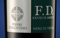 Botromagno Murge Rosso F.D. Poderi d'Agostino 2016