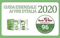 Faccino 96/100 DoctorWine 2020 diploma