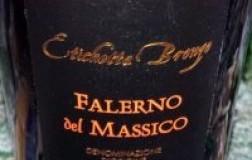 Masseria Felicia Falerno del Massico Rosso Etichetta Bronzo Riserva 2011