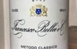 Francesco Bellei Cuvée Brut vino spumante emilia romagna