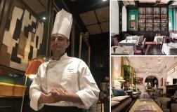 Gabriele Muro chef ristorante Adelaide hotel vilon roma