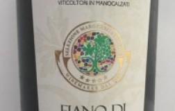 historia Antiqua Fiano di Avellino vino bianco Campania