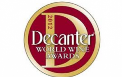 I Decanter Awards 2012