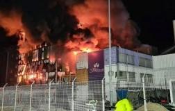Incendio OVH a Strasburgo