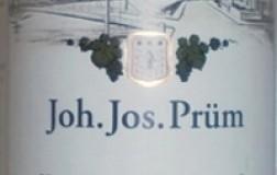 JJ-Pruem-Wehlener-Sonnenuhr-Eiswein etichetta
